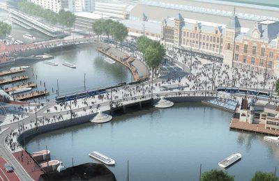 De Entree Kade 286 en 326 - Amsterdam