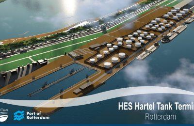 HES Hartel Tank Terminal - Rotterdam Maasvlakte