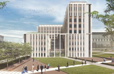 Building S – Radboud hospital - Nijmegen (NL)