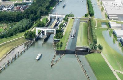 Damwandreparatie Beatrixsluis - Nieuwegein / Vreeswijk