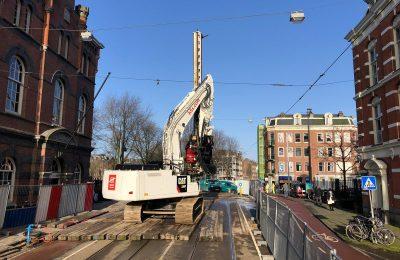 Bullebakssluis - Amsterdam