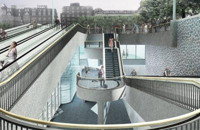 Fietsenstalling De Entree - Amsterdam